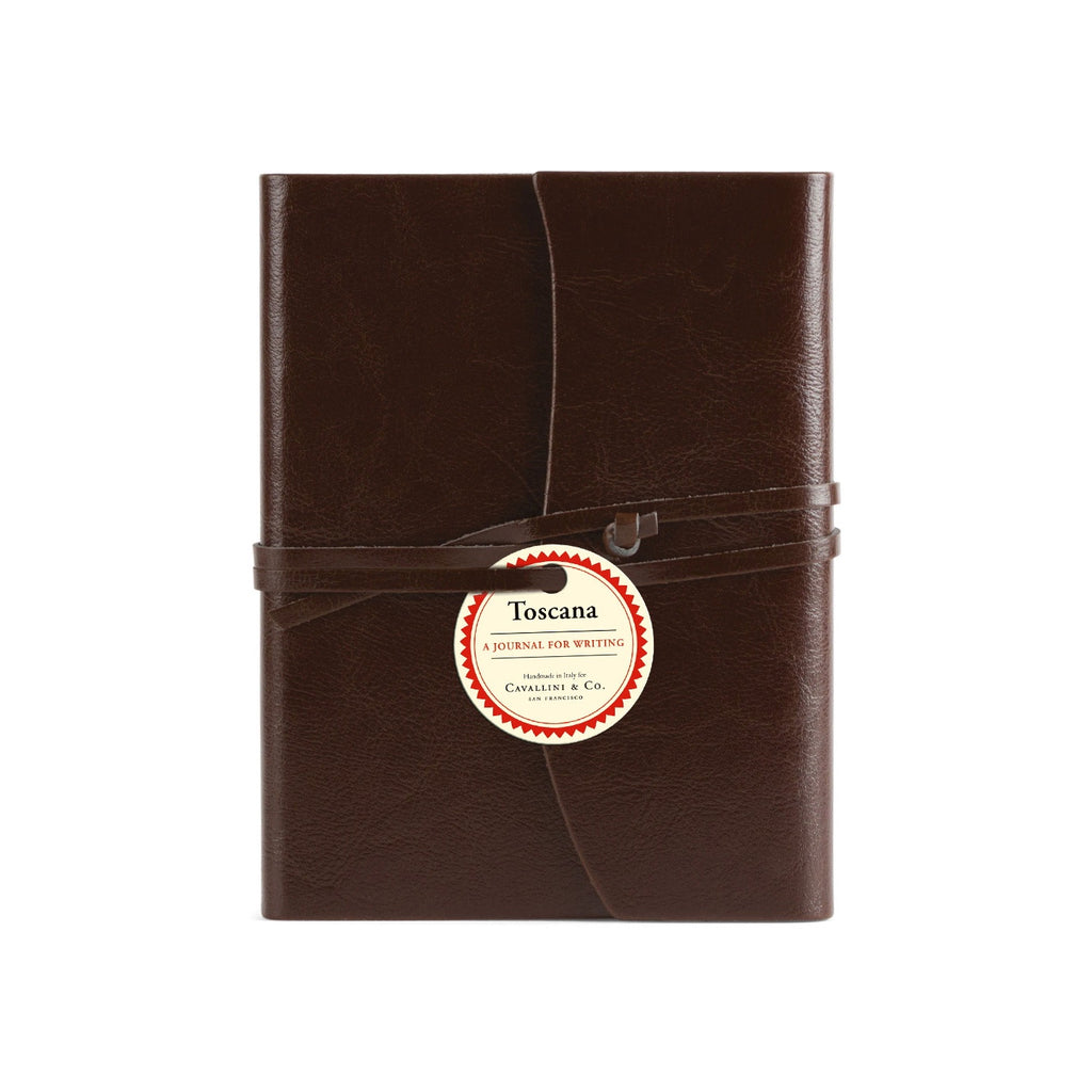 Brown Toscana Journal