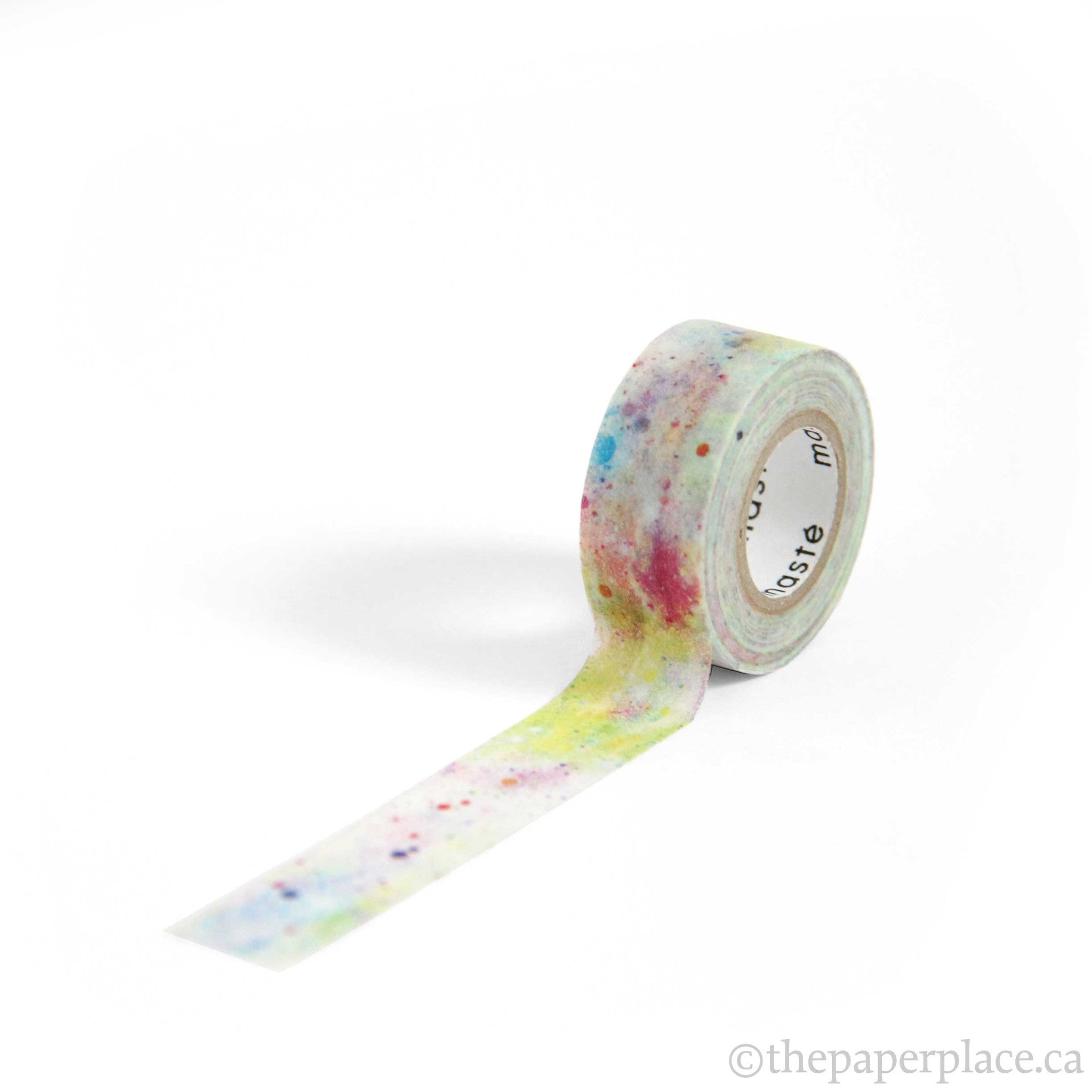 White Cosmic Washi Tape - 15mm