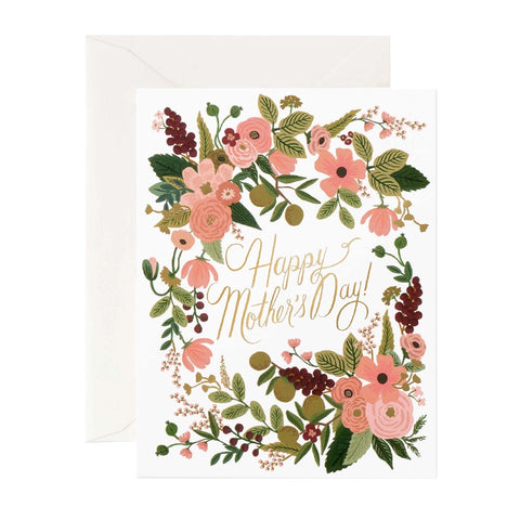 Rifle Garden Party Mother's Day Single Card