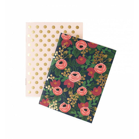 Rifle Rosa Pocket Notebook Set