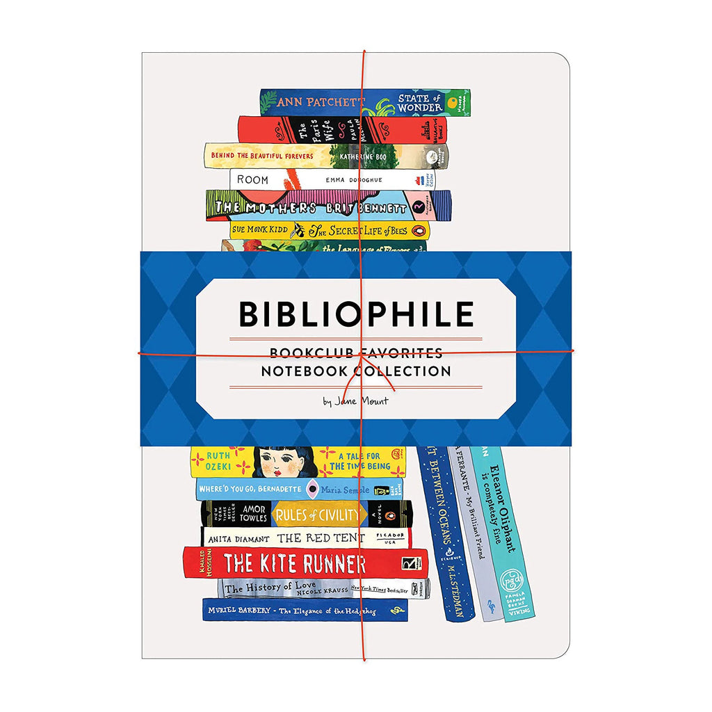 Bibliophile Notebook Set