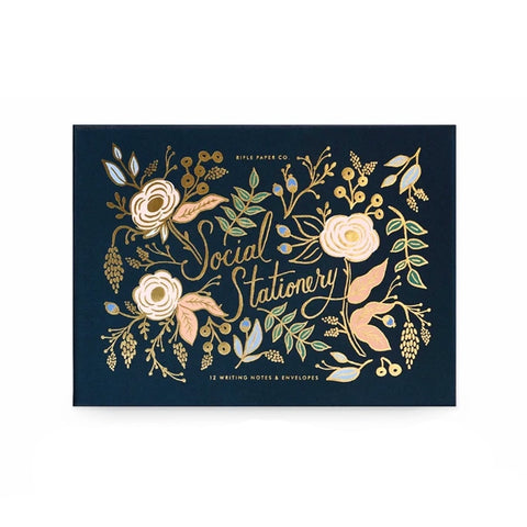 Rifle Colette Social Stationery Set