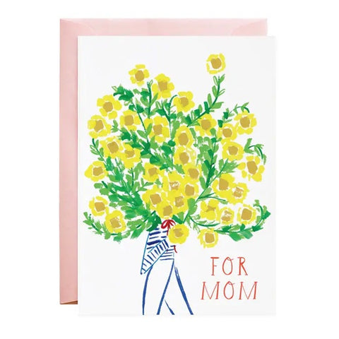 Biggest Bouquet For Mom Single Card
