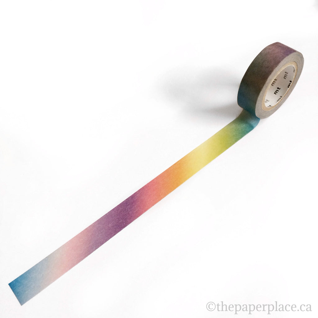 Gradation Washi Tape - 15mm