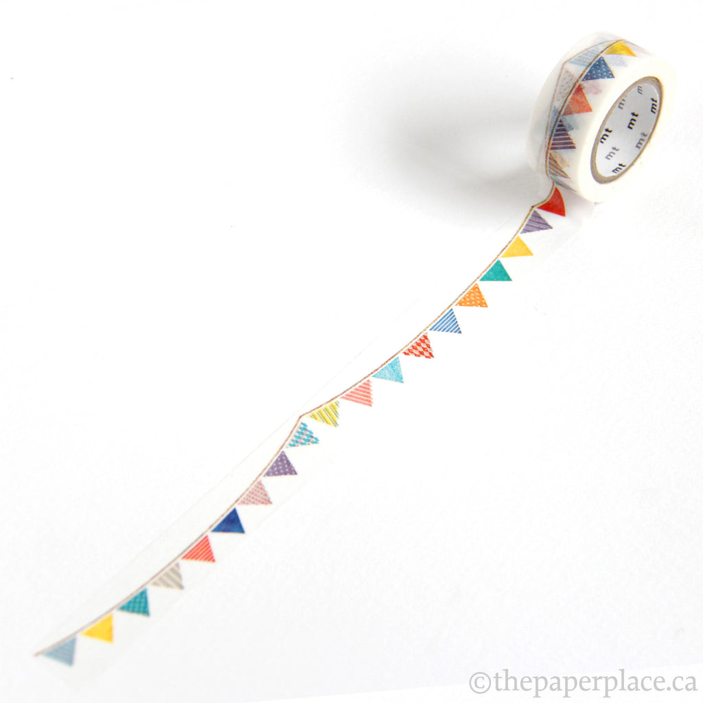 Flag Washi Tape - 20mm