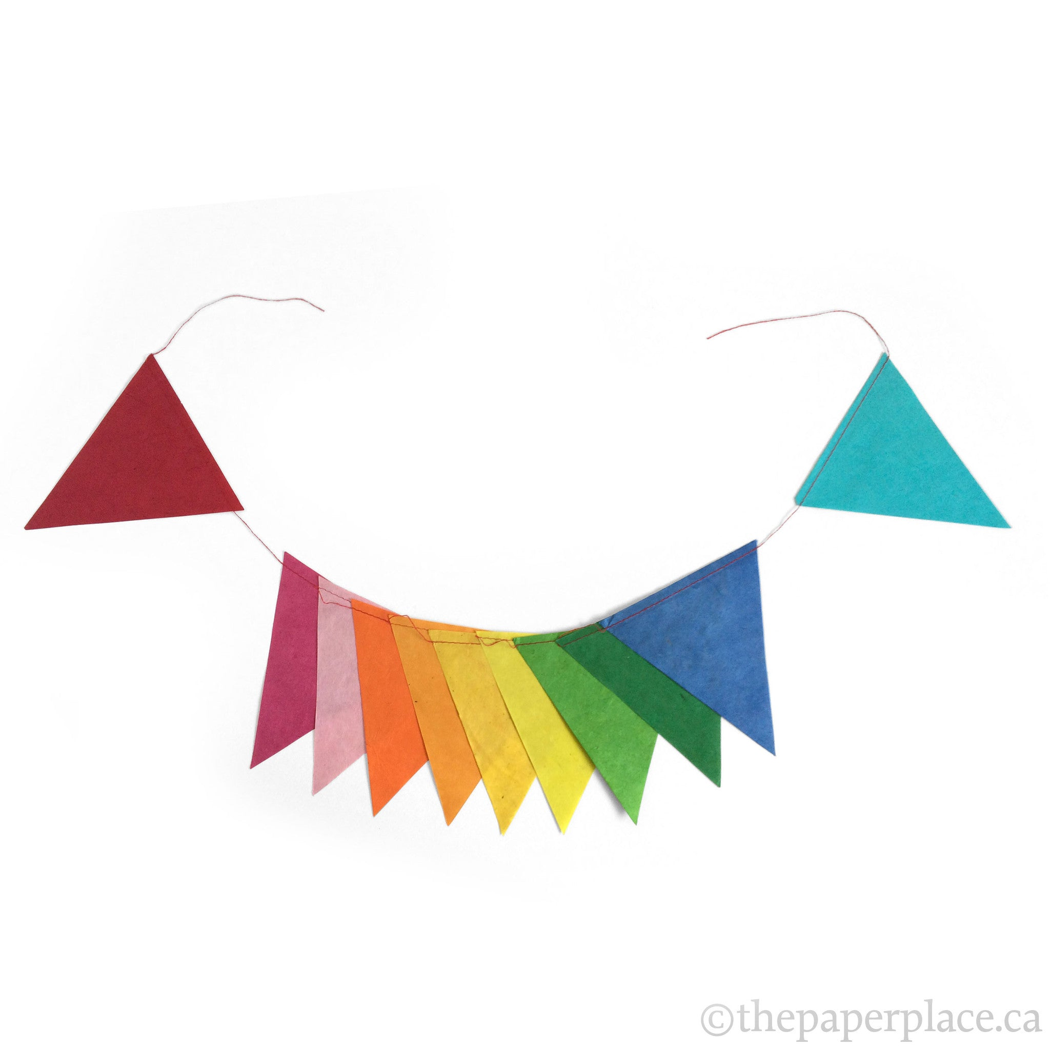 Flag Garland - Rainbow