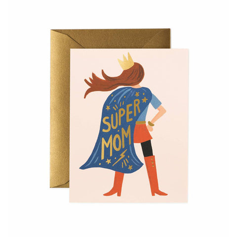 Super Mom Single Card