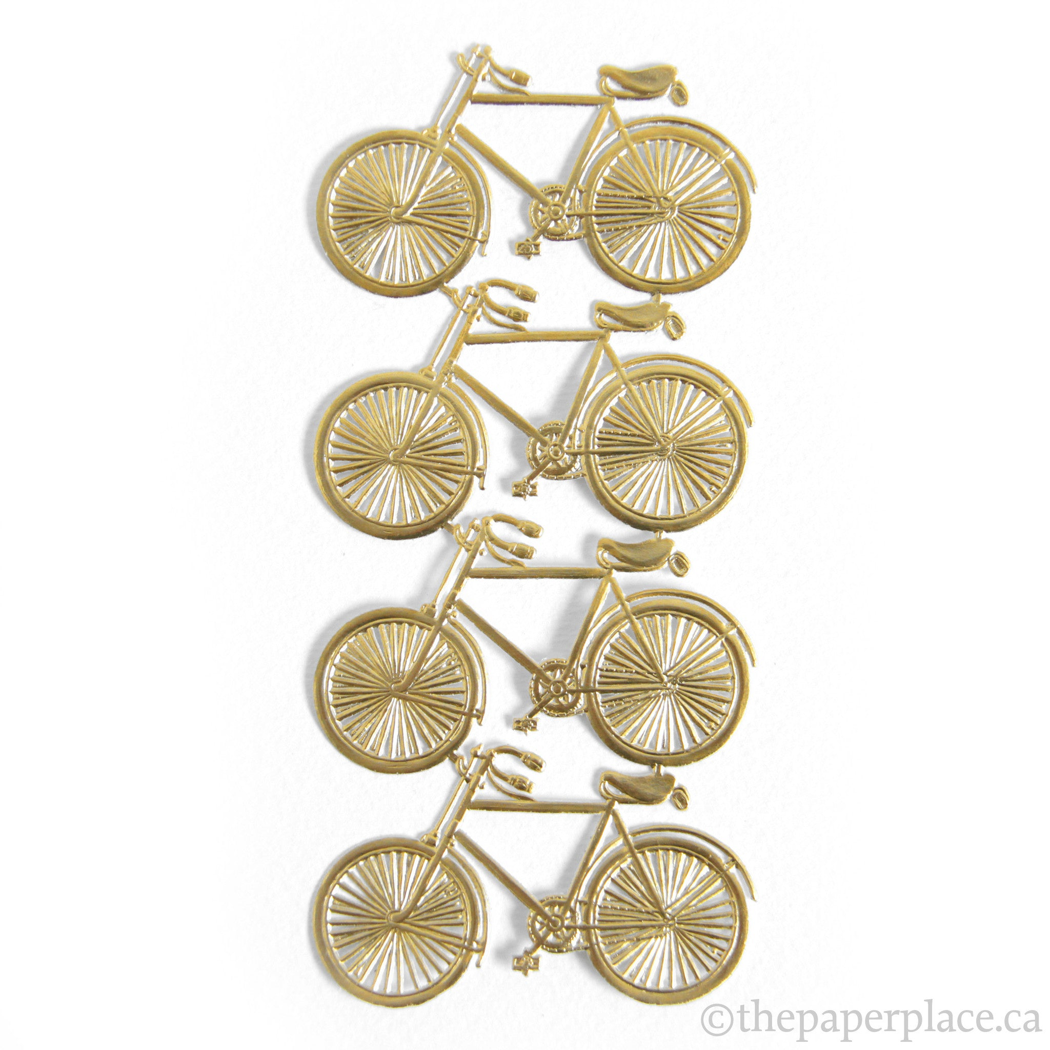 Dresden Trim - Bike - Single-Sided Gold