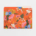 Rifle Lively Floral File Folders