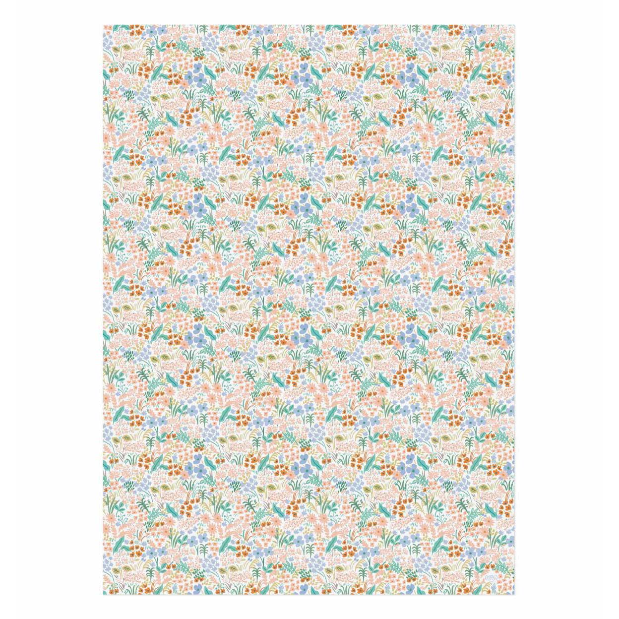 Meadow Pastel Wrapping Sheets, Roll of 3