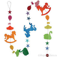 Nursery Garland - Rainbow