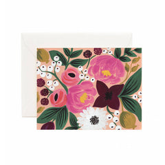 Assorted Vintage Blossoms Boxed Cards