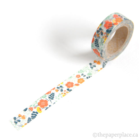 Wedding Bouquet Washi Tape - 15mm