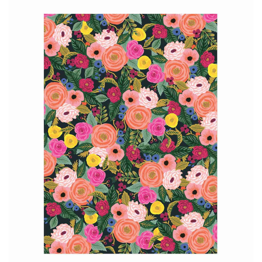Rifle Paper Co. Juliet Rose Wrapping Sheets, Roll Of 3