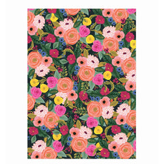 Rifle Juliet Rose Wrapping Sheets, Roll Of 3