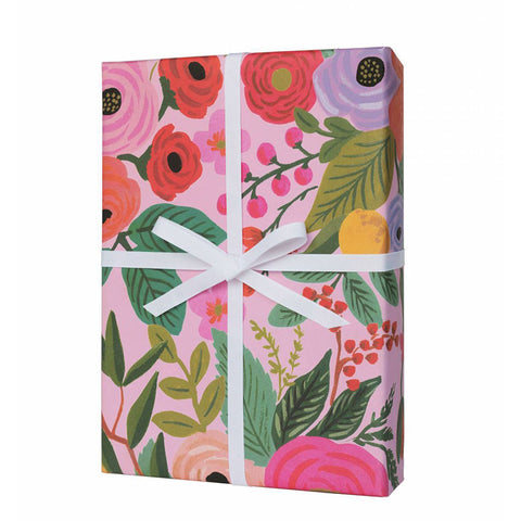 Rifle Paper Co. Garden Party Wrapping Sheets, Roll of 3