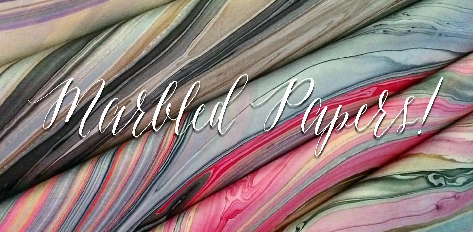 Marbled Papers