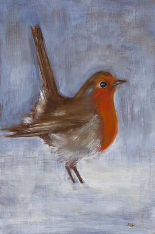 Winter Robin.