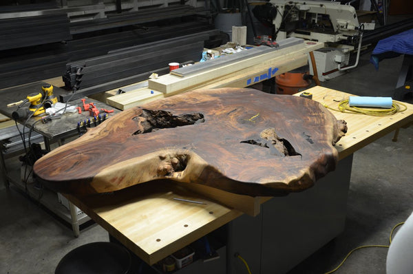 Clarity Coffee Table Slab