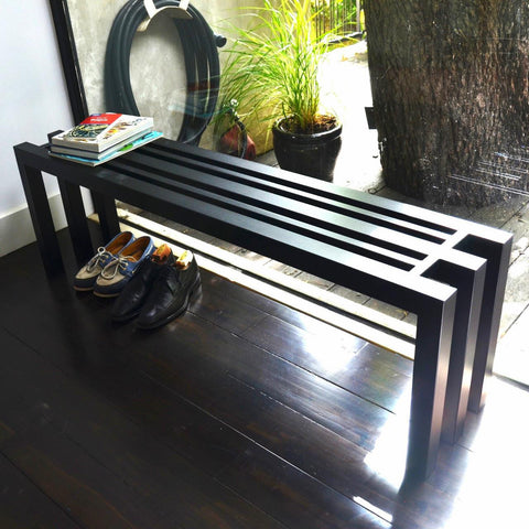 Spider Bench Industry Black