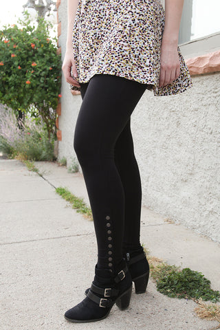 Quartet Leggings in Black