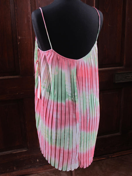 Hi Low Pleated Cami