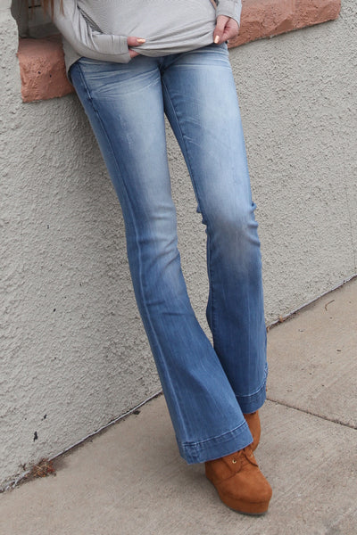 Backstage Jeans in Paradise Blue