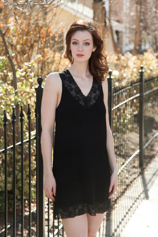 Eva Dress in Black