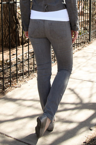 Weller Essential Jeans in Grey Denim