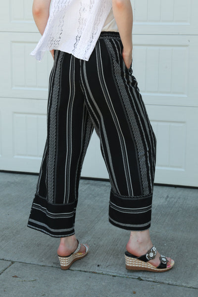 Lynnie Striped Pants