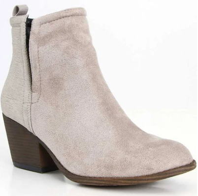 Giant Boot in Grey
