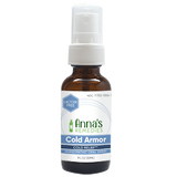 Cold Armor, homeopathic lactose free cold & cough remedy by Anna's Remedies