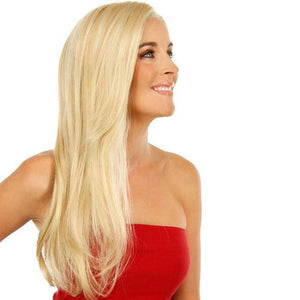 KAMI 088 Sleek Extra Long Straight Synthetic Wig for Women-KAMI WIGS