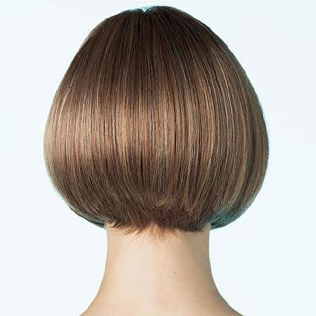 KAMI 070 A-line Chin-length Straight Synthetic Bob Wig-KAMI WIGS