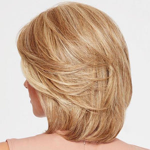 KAMI 067 Sassy Collar Length Layered Bob Wig for Ladies-KAMI WIGS
