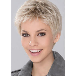 KAMI 124 Boycuts Cool Short Synthetic Wig for Women