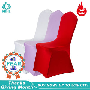 Wedding Elastic Banquet Chair Cover