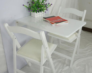 Rectangular Wall Mount Dining Table