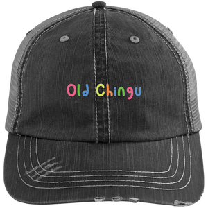"Old Chingu ""Ain't Stressed"" Trucker Cap"