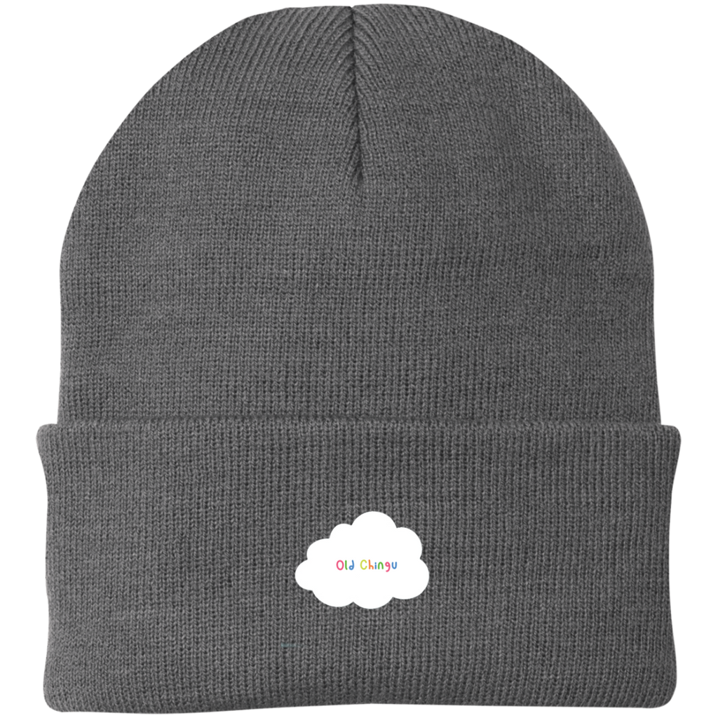 Cloudy Chingu Knit Cap