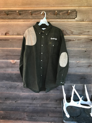 Boyt long sleeve mole skin shirt