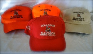 Quailridge Paneled Cap