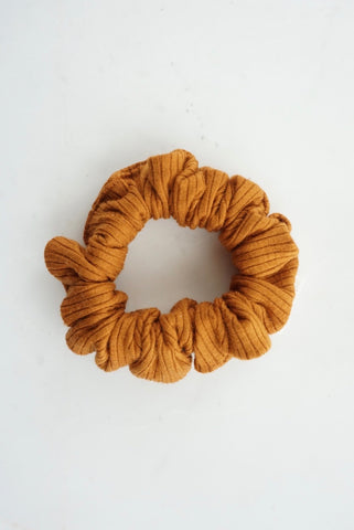 Made Mini Ribbed Knit Warm Ochre
