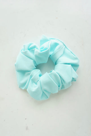 Summer 2021 Bubblegum Blue Scrunchie