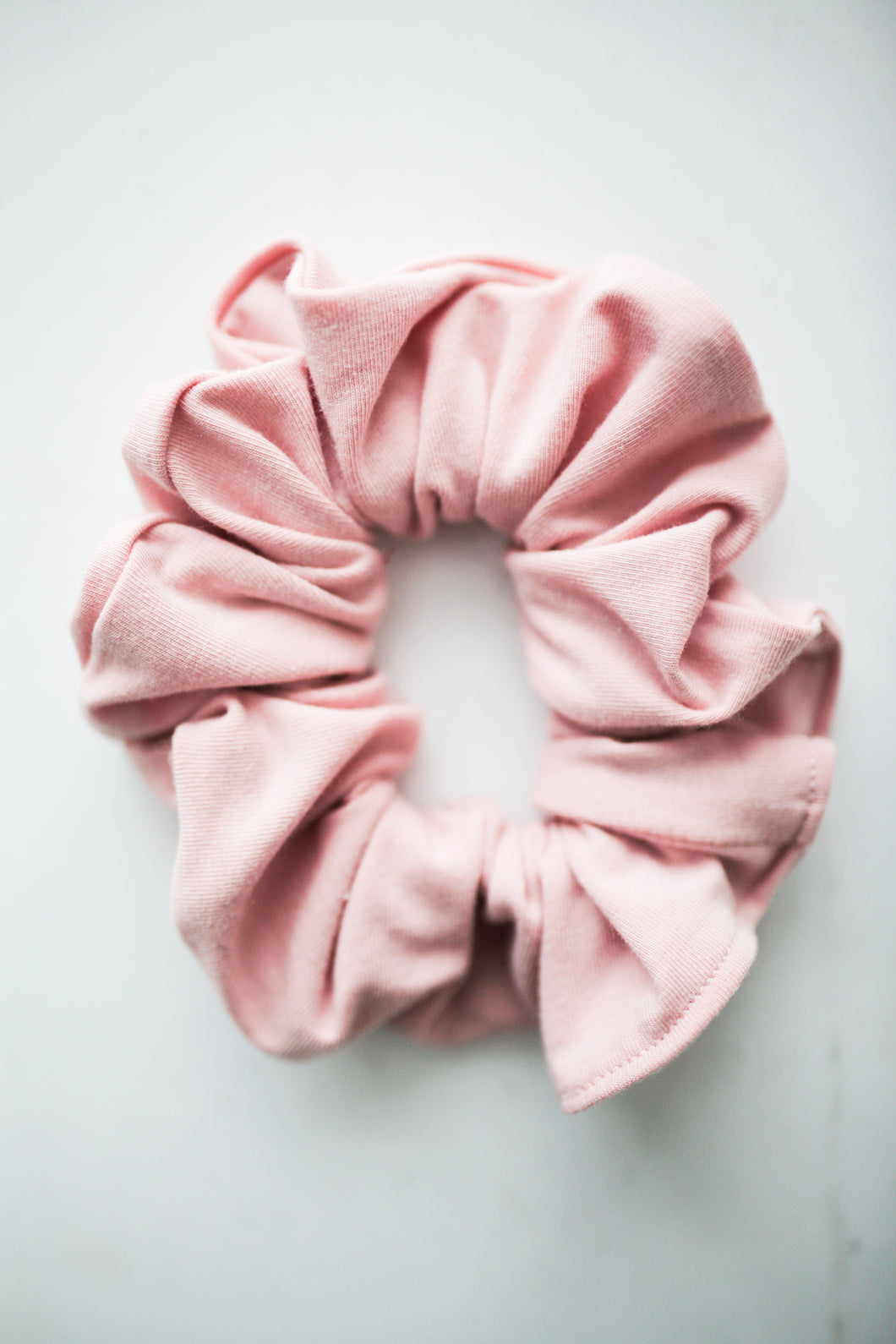 The Gym - Pink Scrunchie