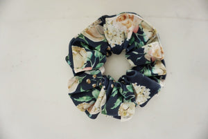 Swimmer Scrunchie 2020 - Midnight Floral