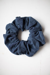 The Gym - Coastal Blue Scrunchie