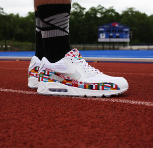 "Nike Air Max 90 ""One World"" (INTERNATIONAL FLAG) Available Now"