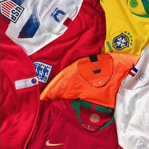 2018 Nike World Cup Soccer Jerseys Available Now