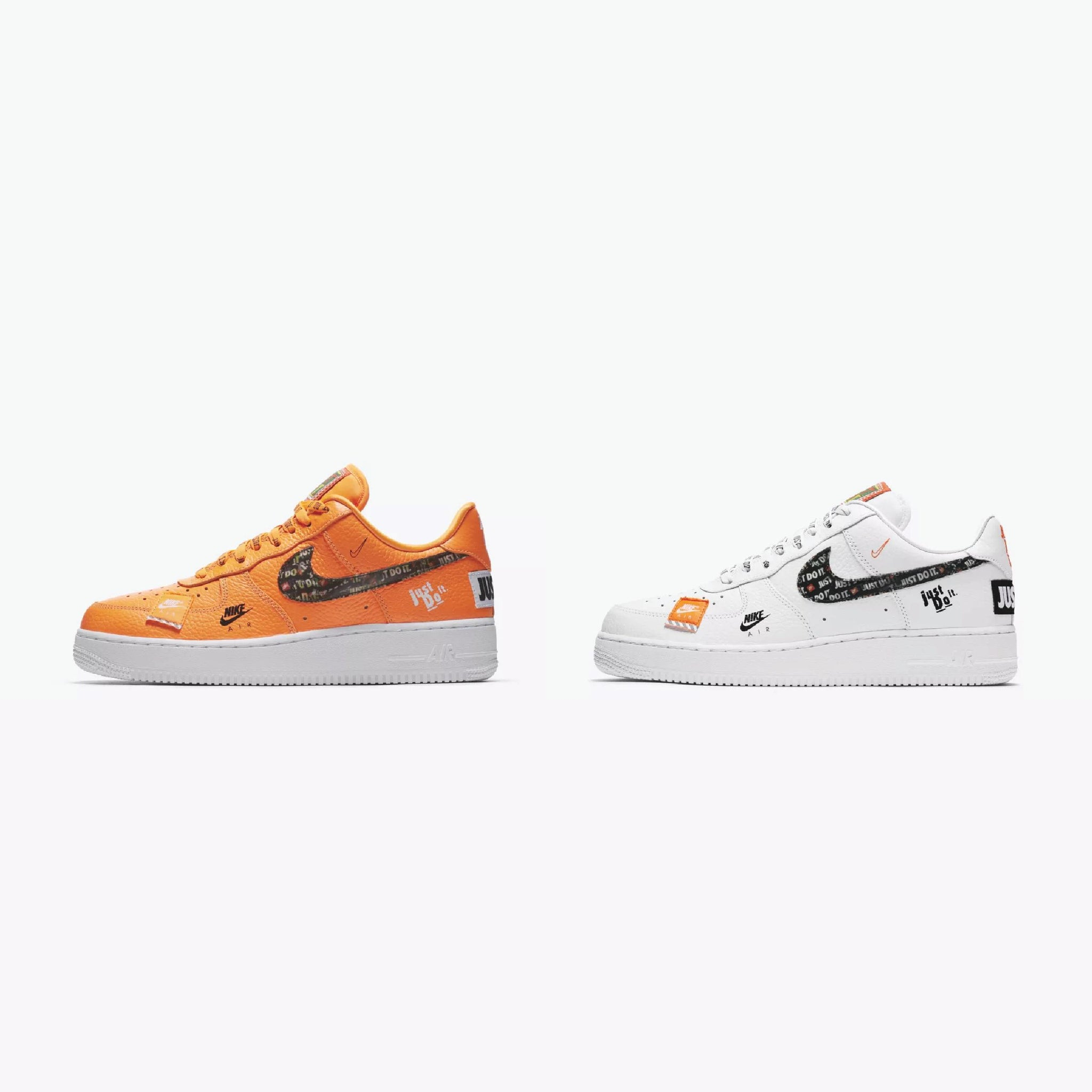 "Air Force 1 Premium ""Just Do It"" Pack Available Now"